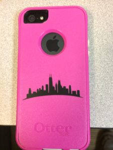 Manhattan-Elwood Public Library » iPhone Case Sticker-Maker
